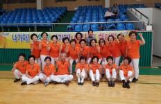 대구시민생활체육대축전(서구 체조 선수단)